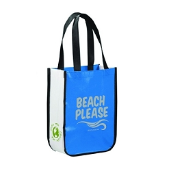 Beach Please - Reusable Tote Bag