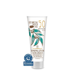 AG Botanical SPF 50 Tinted Face Mineral Lotion