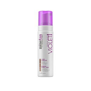 MineTan Self Tan Foam - Violet